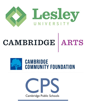 Lesley University, Cambridge Arts Council, Cambridge Community Foundation, Cambridge Public Schools