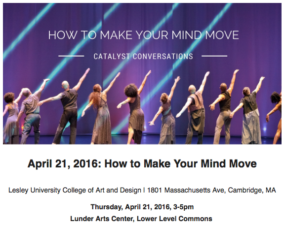 How to Make Your Mind Move